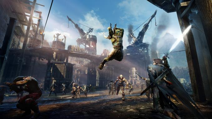 Middle-earth™: Shadow of Mordor™ Torrent Download