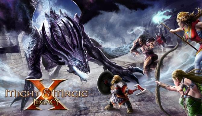 Might & Magic X - Legacy Free Download