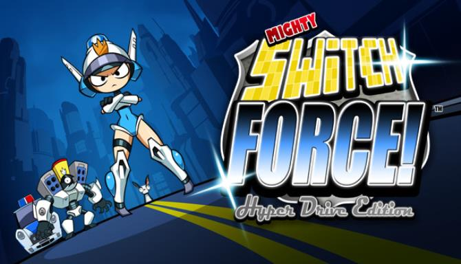 Mighty Switch Force! Hyper Drive Edition Free Download