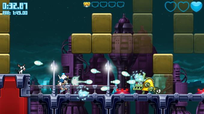 Mighty Switch Force! Hyper Drive Edition PC Crack