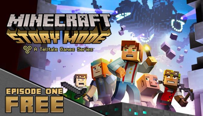 Minecraft: Story Mode A Telltale Games Series Free Download « IGGGAMES