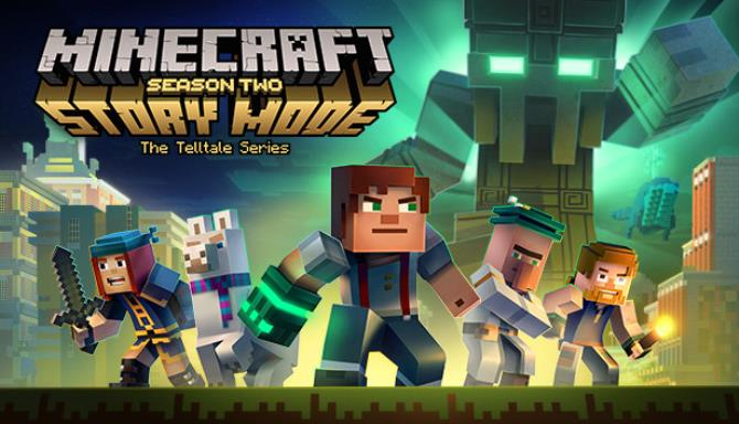 Minecraft: Story Mode - Season Two Free Download (Episode 1-5