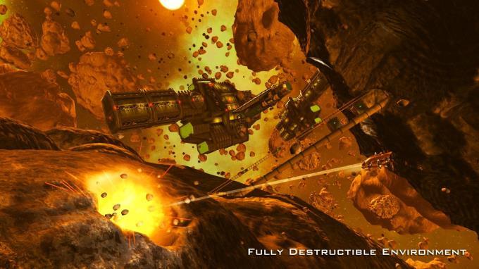 Miner Wars 2081 PC Crack