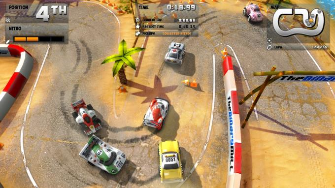 Mini Motor Racing EVO Torrent Download