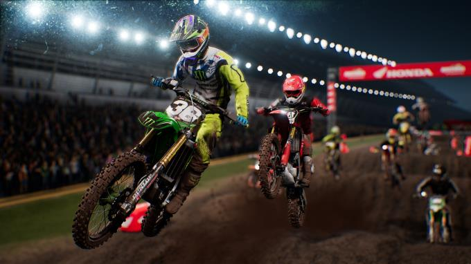 Monster Energy Supercross - The Official Videogame PC Crack