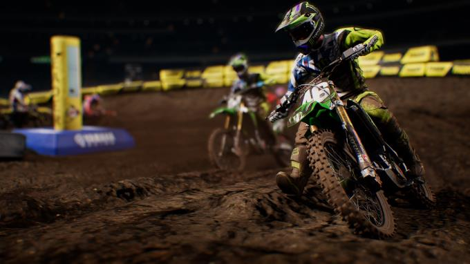 Monster Energy Supercross - The Official Videogame Torrent Download