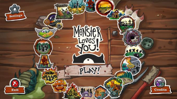 Monster Loves You! Torrent Download