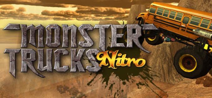 Monster Trucks Nitro  Free Download