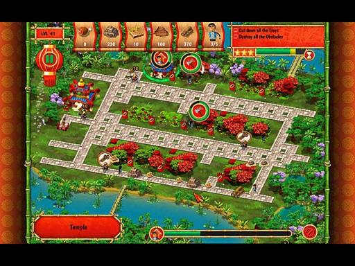 Monument Builders: Great Wall of China Torrent Download