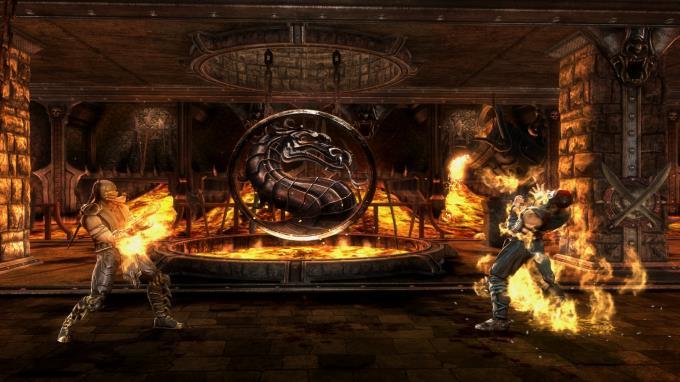 Mortal Kombat Komplete Edition Torrent Download