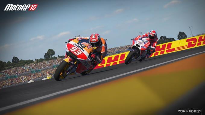 MotoGP™15 PC Crack