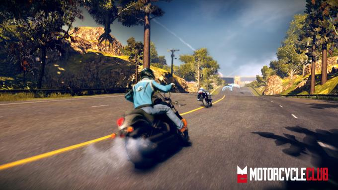 Motorcycle Club PC Crack