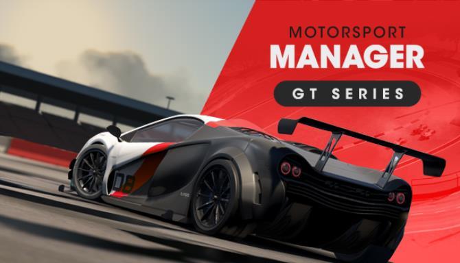 Motorsport Manager - GT Series Free Download