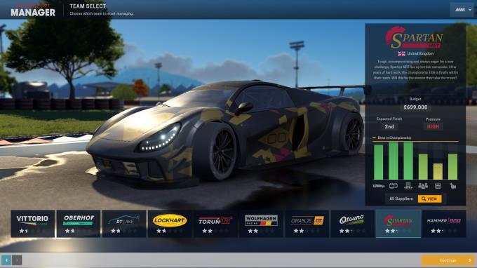 Motorsport Manager - GT Series Torrent Download