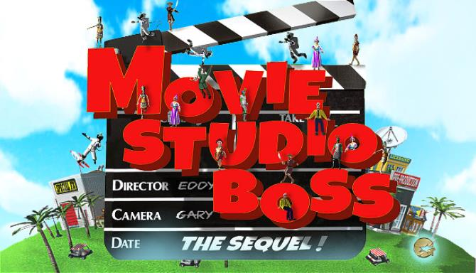 Movie Studio Boss: The Sequel Free Download