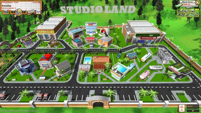 Movie Studio Boss: The Sequel Torrent Download