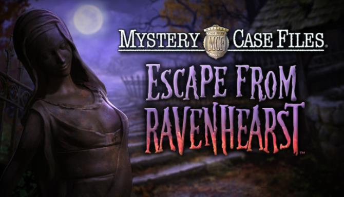 Mystery Case Files®: Escape from Ravenhearst™ Free Download