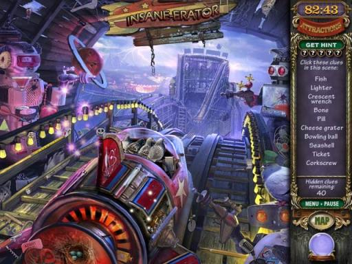 Mystery Case Files: Madame Fate® Torrent Download