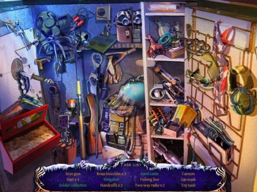 Mystery Trackers: Four Aces Collector's Edition Torrent Download