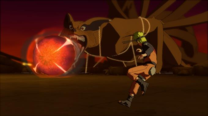 NARUTO SHIPPUDEN: Ultimate Ninja STORM 3 Full Burst HD Torrent Download