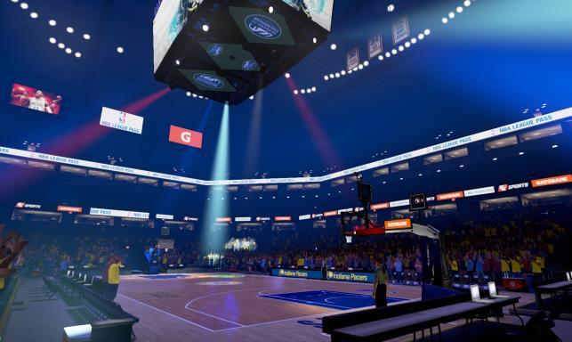 NBA 2KVR Experience PC Crack