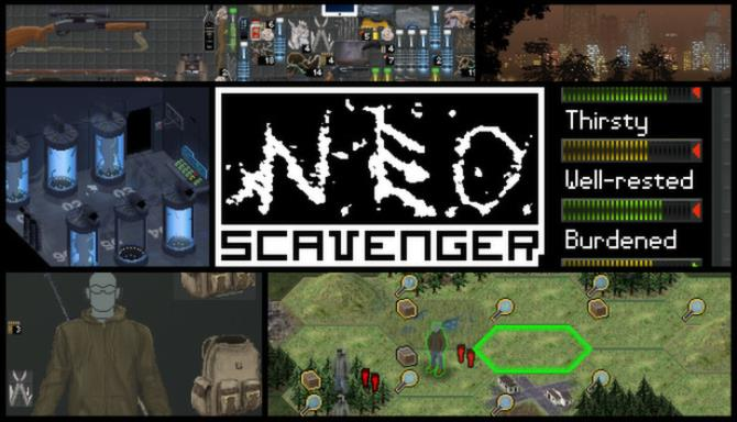 Free desktop wallpaper downloads neo scavenger.