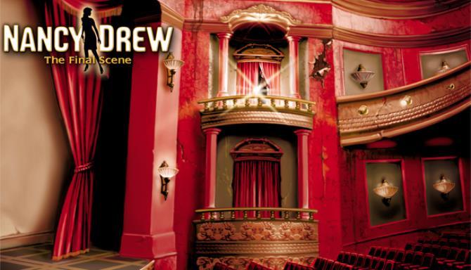 Nancy Drew®: The Final Scene Free Download