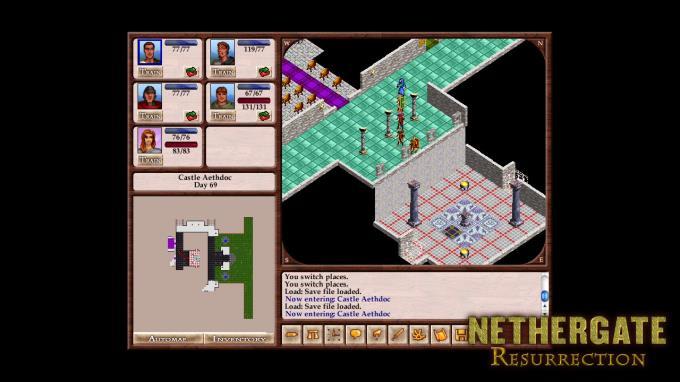Nethergate: Resurrection PC Crack