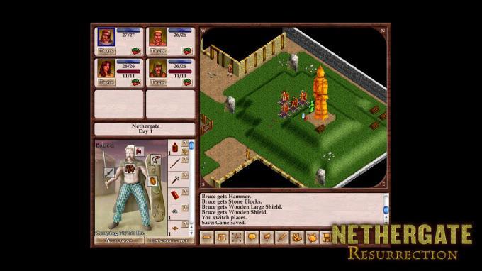 Nethergate: Resurrection Torrent Download