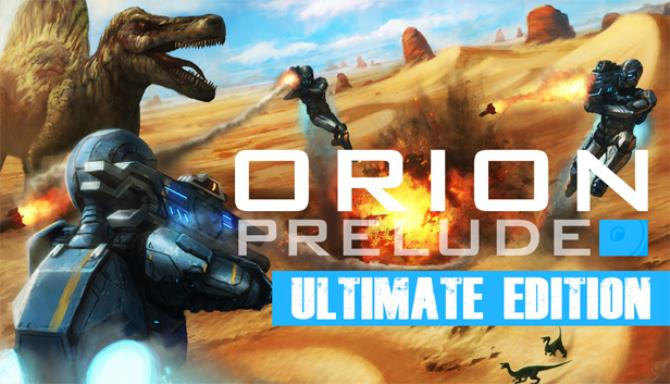 ORION: Prelude (ULTIMATE EDITION) Free Download