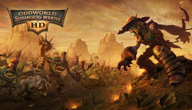 Oddworld: Stranger's Wrath HD Free Download