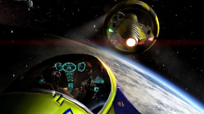 Orbital Racer PC Crack