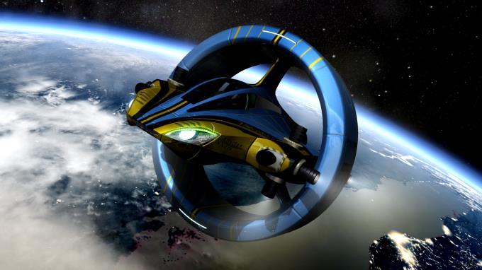 Orbital Racer Torrent Download