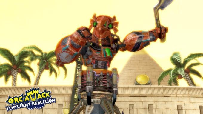 Orc Attack: Flatulent Rebellion PC Crack