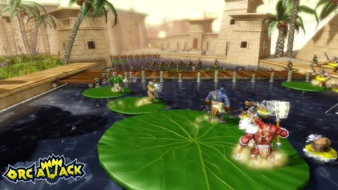 Orc Attack: Flatulent Rebellion Torrent Download