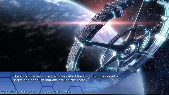 Orion: A Sci-Fi Visual Novel Torrent Download