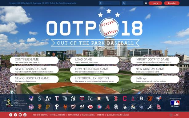 Out of the Park Baseball 18 Torrent Download