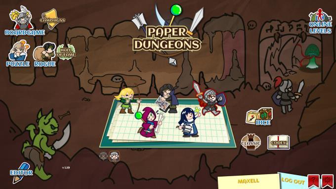 Paper Dungeons Torrent Download