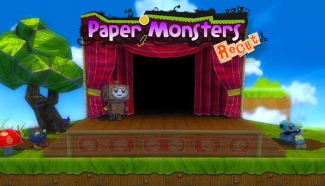 Paper Monsters Recut Free Download