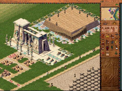Pharaoh + Cleopatra PC Crack