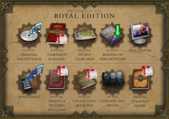 Pillars of Eternity - Royal Edition Upgrade Pack Torrent Download