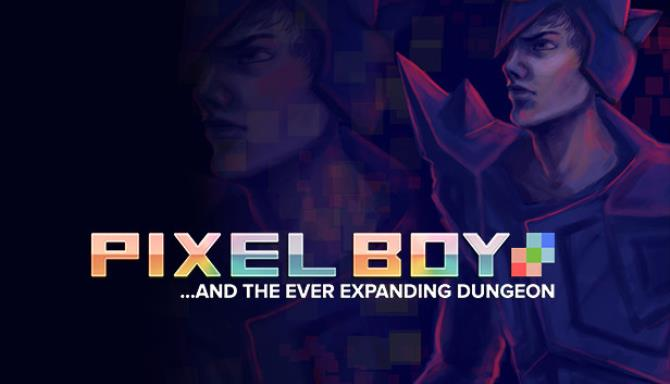 Pixel Boy and the Ever Expanding Dungeon Free Download