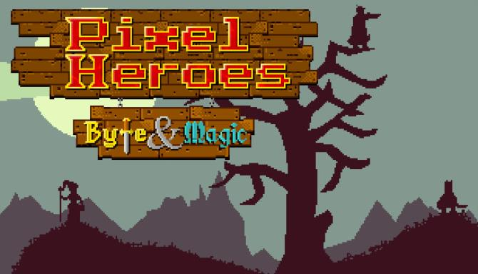Pixel Heroes: Byte & Magic Free Download