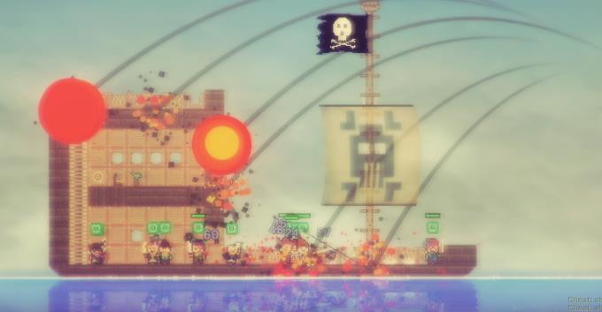 Pixel Piracy PC Crack