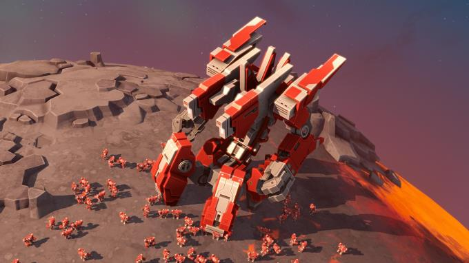 Planetary Annihilation: TITANS Torrent Download