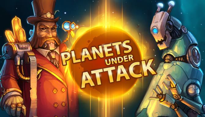 Planets Under Attack PC Game + Torrent Free Download