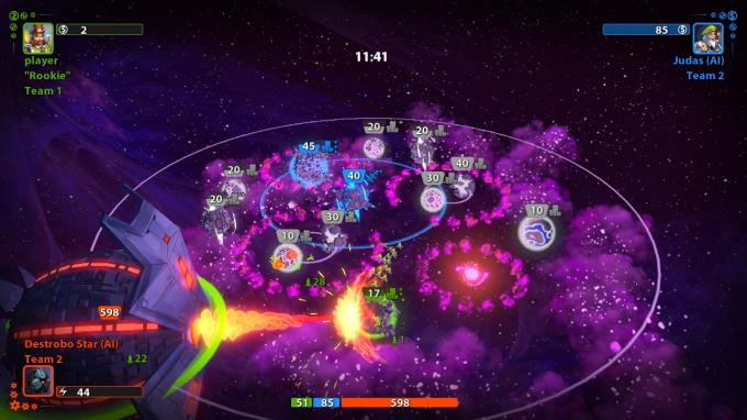 Planets Under Attack PC Crack