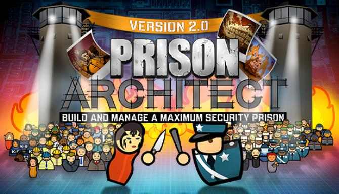 Prison Architect Free Download (The Clink Update) « IGGGAMES