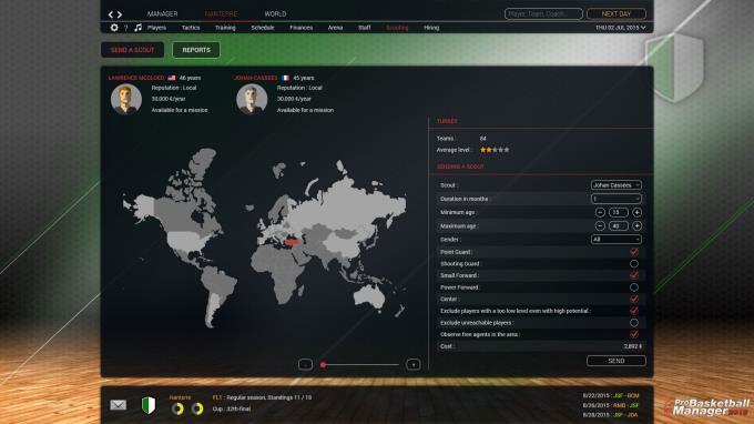 Pro Basketball Manager 2016 Torrent Download