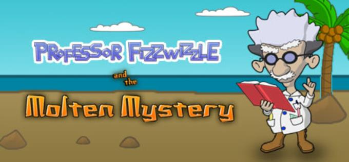 Professor fizzwizzle and the molten mystery download on games4win.